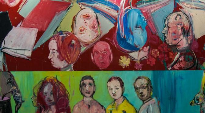 Carlos Quintana, Save Mucho (fragment) à la Galeria Artis 718, droits réservés.