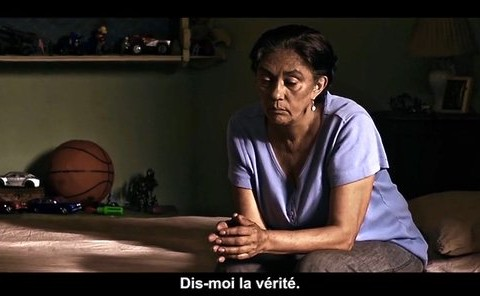 Chala, une enfance cubaine. Film d'Ernesto Daranas avec Alina Rodriguez. Photogramme de la bande annonce, droits réservés.