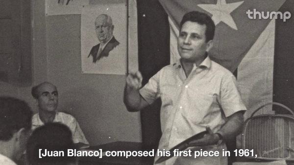 Juan Blanco, capture d'écran SUB.Culture: Cuba Part 1. Thump Production © 2016Vice Media