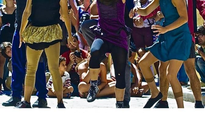 Habana Vieja : ciudad en movimiento 2014. Droits réservés.