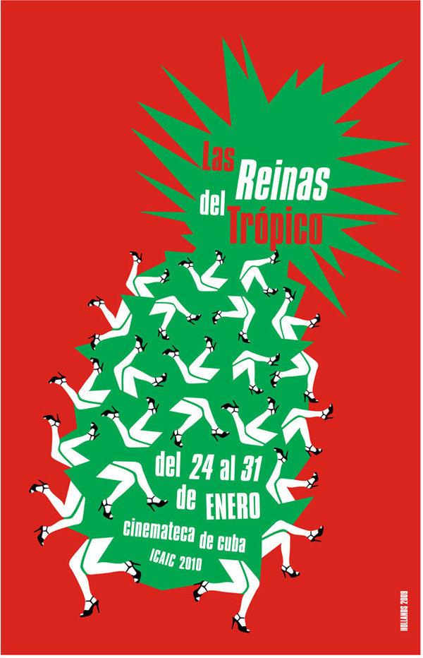 Michèle Miyares, Las Reinas del Tropico, 2009. Droits réservés.