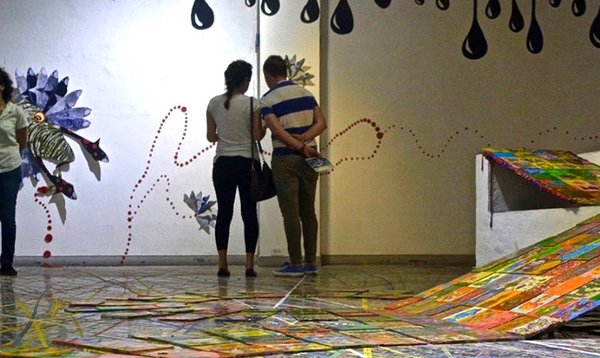 Pablo rosendo, Amanecer, Galeria Habana 2016. Droits réservés.