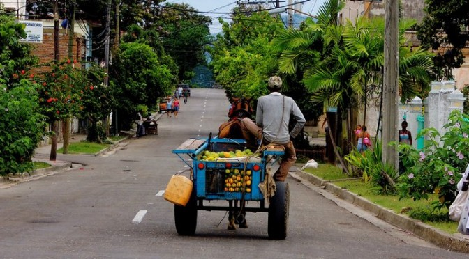 Santiago de Cuba, reparto Vista Alegre 2012